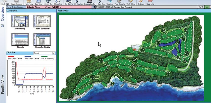 Hunter Surveyor central control software