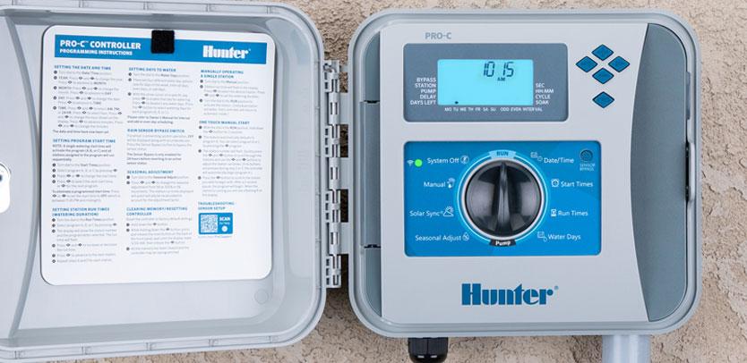 pro c hunter industries rh hunterindustries com Hunter Sprinkler Controller Pro C Model Pcc-1200I hunter pro c sprinkler controller troubleshooting