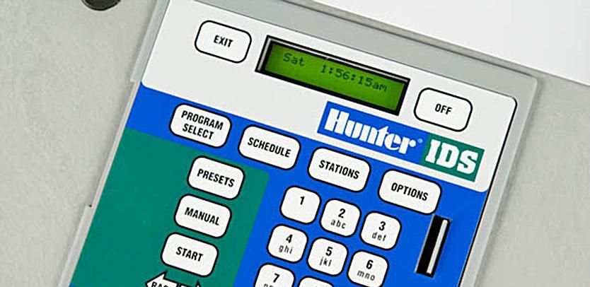 Hunter Controller