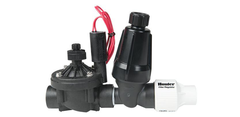 Hunter Drip Control Zone Kit for micro drip irrigation