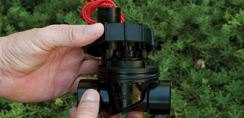 Hunter PGV Jar-Top irrigation sprinkler valve