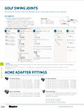 ACME Adapter Fittings Product Cutsheet