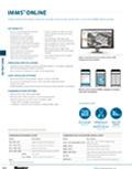 IMMS Online Product Cutsheet