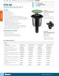ST-1600 / STK-6V Product Cutsheet