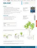 Soil-Clik Product Cutsheet