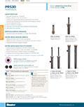 Pro-Spray PRS30 Product Cutsheet