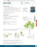 Soil Clik Spécification