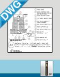 QUICK COUPLER Installation Details - DWG