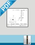 Solar Panel Installation Detail (PDF)