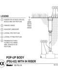 CAD - PSU-02 with IH RISER