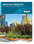 Green Roof Irrigation Solutions