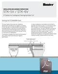 Instrucciones de Instalacion y Montaje STK–5V / STK–6V