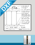 Eco-Mat Installation Detail (DXF)