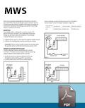Mini Weather Station Installation Card