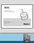 WVC Owner's Manual