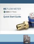 HC Flow Meter Quick Start Guide