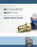 HC Flow Meter Quick Start Guide