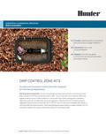 Drip Control Zone Kits - Commercial - Brochure