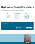 Installation Guide for Hydrawise-Ready Controllers