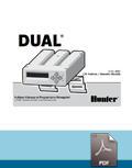 Dual Owners Manual
