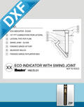 Eco-Indicator from Swing Joint - DXF