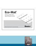 Guía de instalación de Eco-Mat