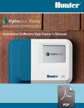 Logiciel Hydrawise/Appli du manuel de l'utilisateur