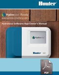 Hydrawise Software/App Manual del Usuario