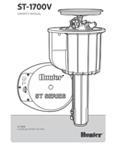 ST-1700V Owner's Manual