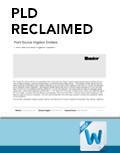 PLD (Reclaimed) Written Specifications