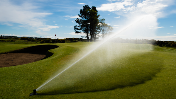 Best Rotors for Golf Course Irrigation