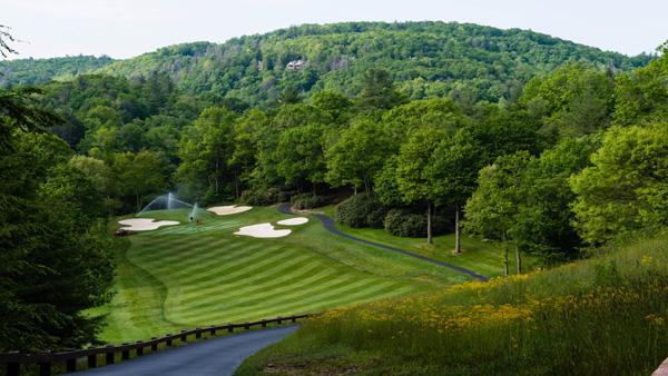 Golf Course Irrigation at Highland Falls