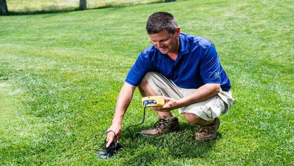 Golf Decoder in Head Rotor