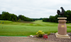 Golf Fairway with Hunter Sprinkler System