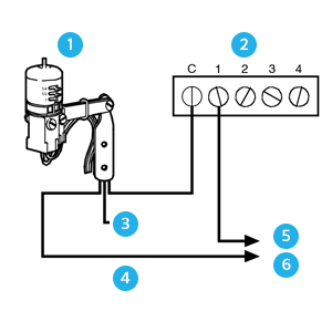 How To Connect 220 Volt Solenoid Valve Wiring Diagram