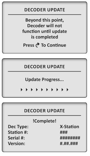 ICD-HP - Decoder Firmware   Hunter Industries