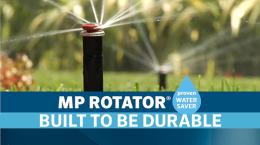 MP Rotator: Durable