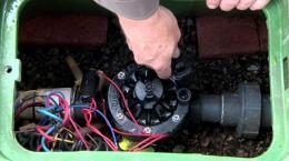 Accu Sync:Instalação e Ajustes do Pressurizador de Válvula