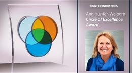 Ann Hunter-Welborn Circle of Excellence Award