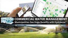 Commercial Water Management: Municipalities See Huge Benefits with Hydrawise™