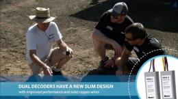 DUAL Decoders: On-Site training