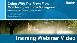 Flow Management vs Flow Monitoring