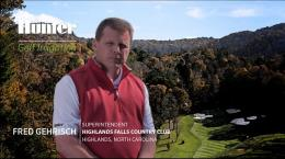 Golf Site Study: Highlands Falls Country Club, Highlands, North Carolina