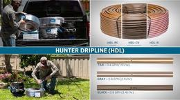 Hunter Dripline (HDL) Product Guide