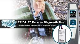 HUNTER EZ Decoder Diagnostic Tool