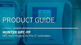 Hunter HPC-FP | HPC retro-fit panel for Pro-C controllers