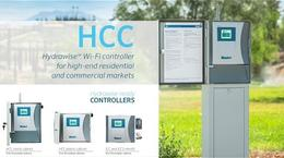 Hydrawise™ Commercial Controller (HCC): Wi-Fi Control for Up to 54 Stations