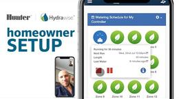 Hydrawise Startup for Homeowner