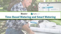 Hydrawise: The Differences between Time-Based Watering and Smart Watering