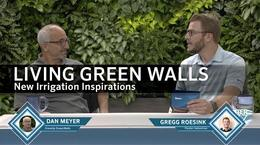 Living Green Walls: New Irrigation Inspirations